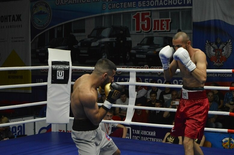 Тамбовский боксер Пеле Садоян – интернациональный чемпион по версии ProBoxing, фото-32