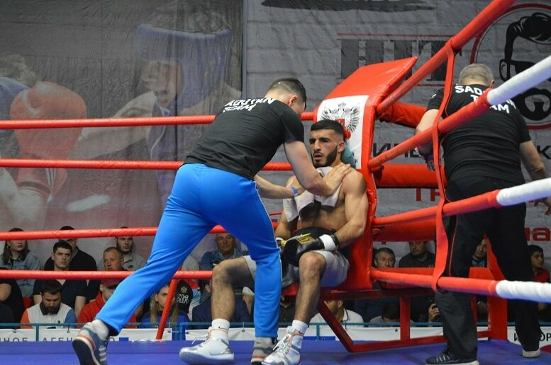 Тамбовский боксер Пеле Садоян – интернациональный чемпион по версии ProBoxing, фото-36