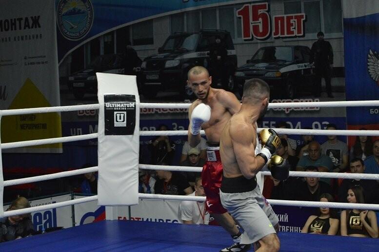 Тамбовский боксер Пеле Садоян – интернациональный чемпион по версии ProBoxing, фото-34