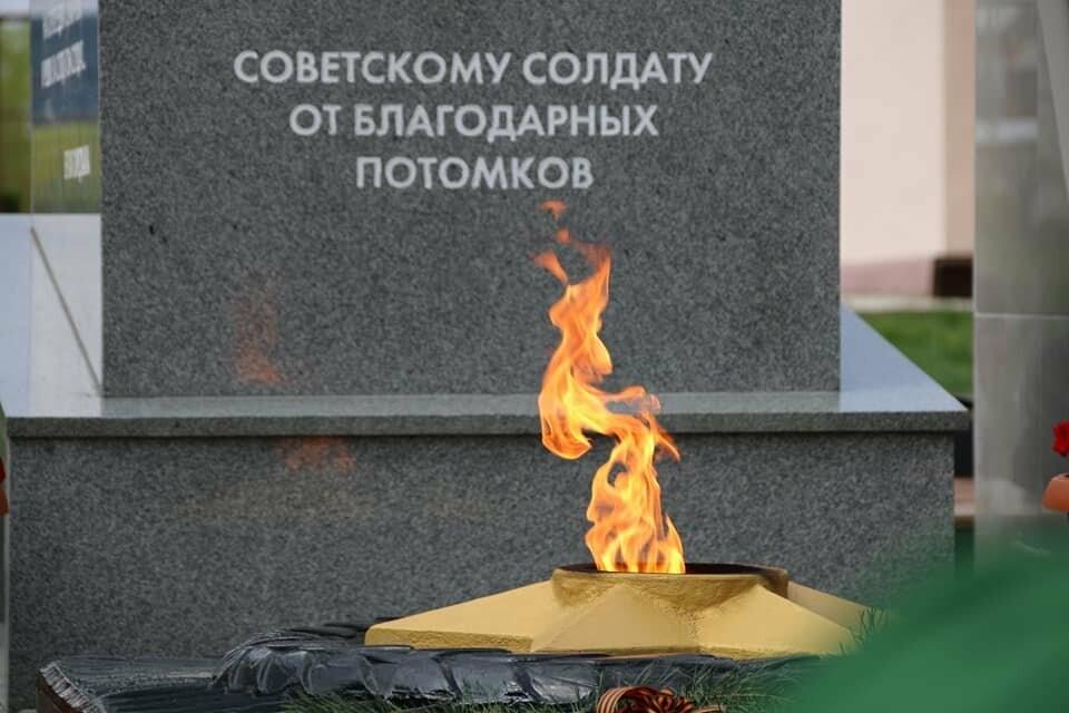 В Моршанском районе открыли новый мемориал воинам-землякам, погибшим в годы Великой Отечественной, фото-3