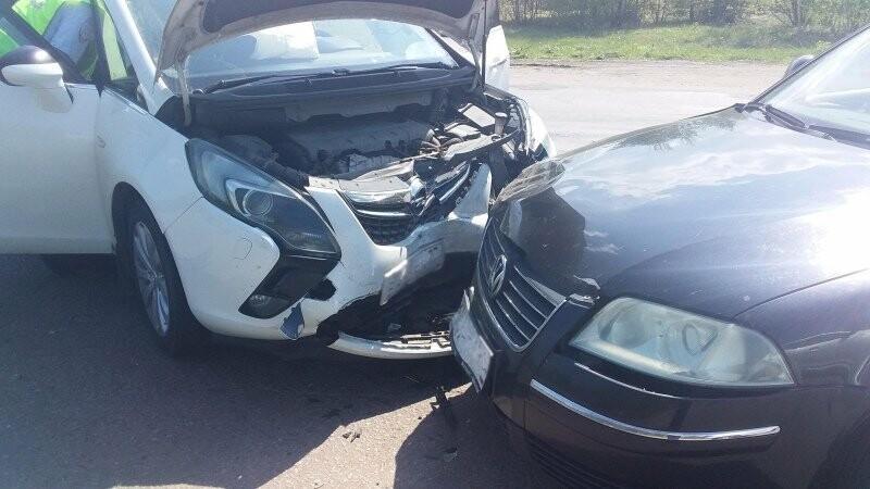 В Тамбовской области на трассе иномарка вылетела на «встречку»: пострадала женщина, фото-1
