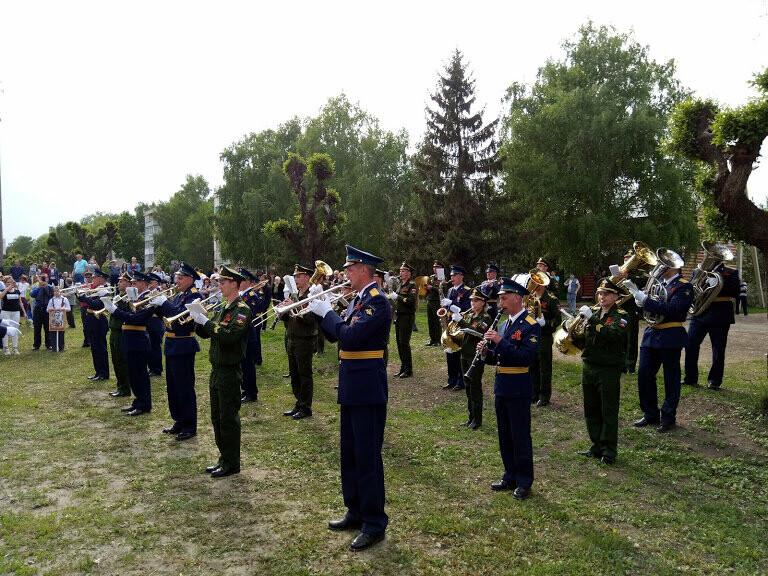Почти 70 тысяч тамбовчан приняли участие в шествии «Бессмертного полка», фото-9