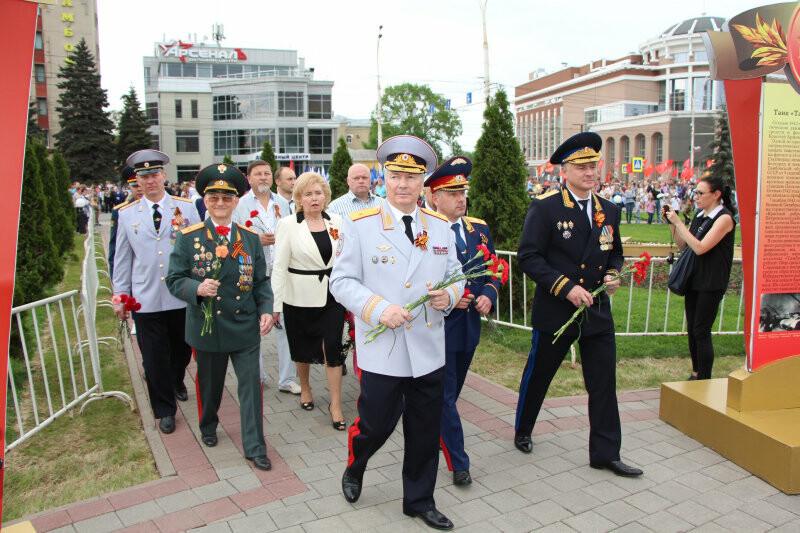 Полиция Тамбовской области обеспечила безопасность граждан во время Дня Победы, фото-2