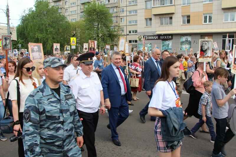 Полиция Тамбовской области обеспечила безопасность граждан во время Дня Победы, фото-3