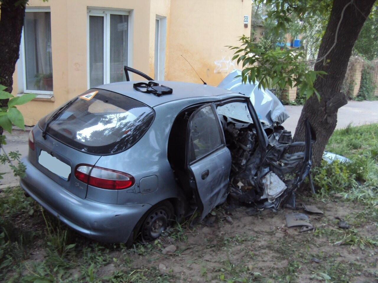 Нетрезвый тамбовский водитель протаранил дом на Карла Маркса. Подробности., фото-3