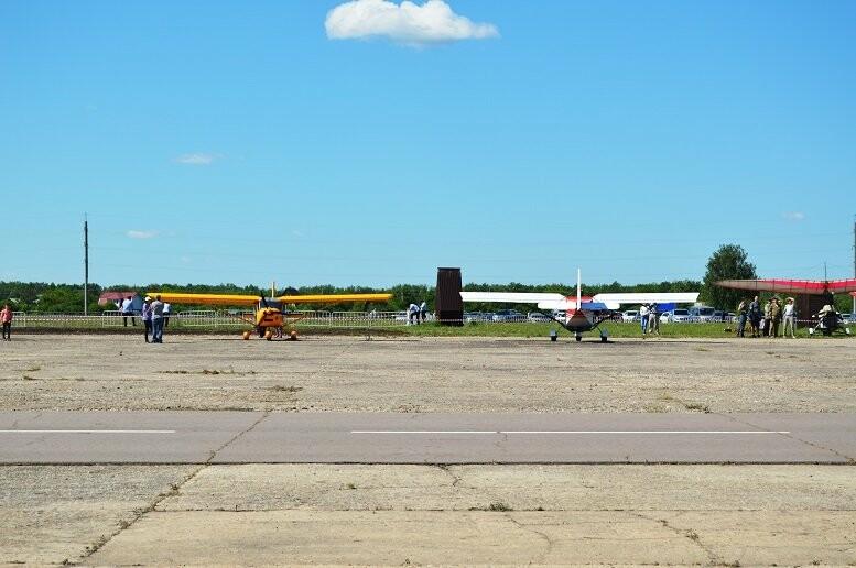 Тысячи тамбовчан посетили аэрофестиваль в Мичуринске, фото-2