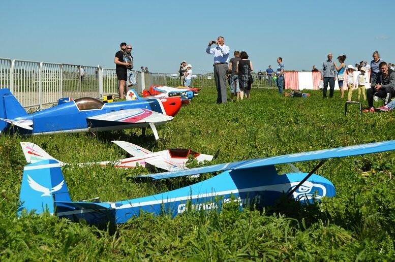 Тысячи тамбовчан посетили аэрофестиваль в Мичуринске, фото-6