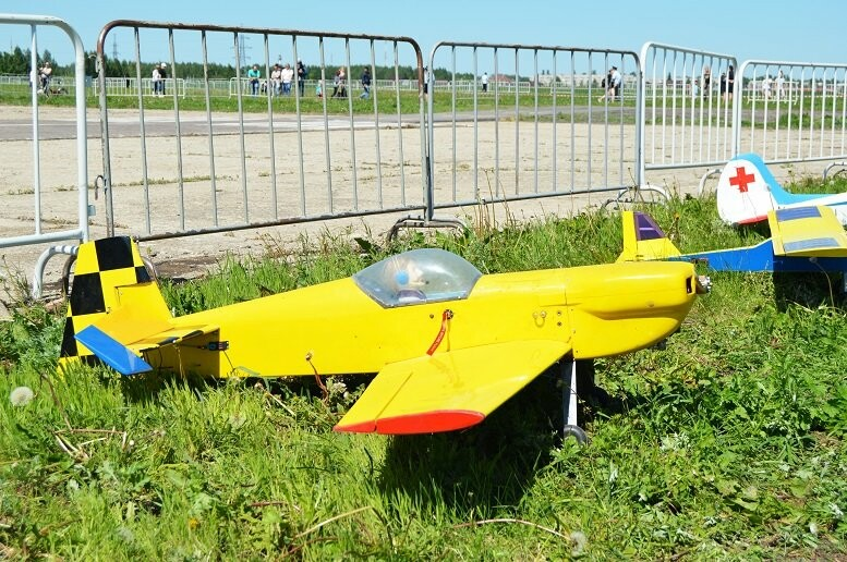 Тысячи тамбовчан посетили аэрофестиваль в Мичуринске, фото-7