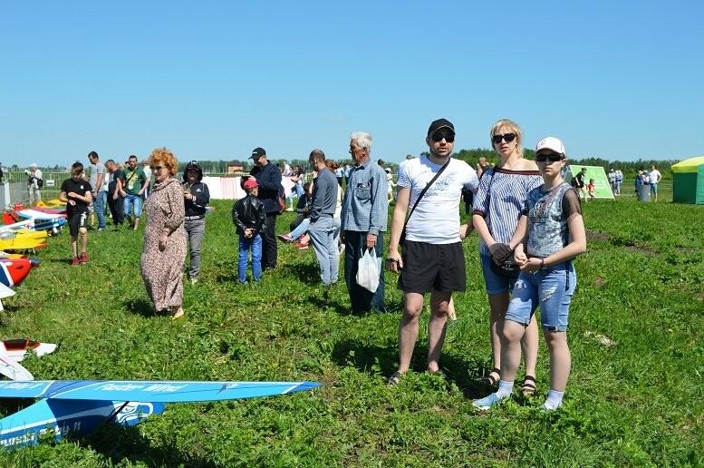 Тысячи тамбовчан посетили аэрофестиваль в Мичуринске, фото-8