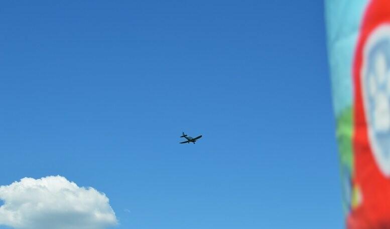 Тысячи тамбовчан посетили аэрофестиваль в Мичуринске, фото-11