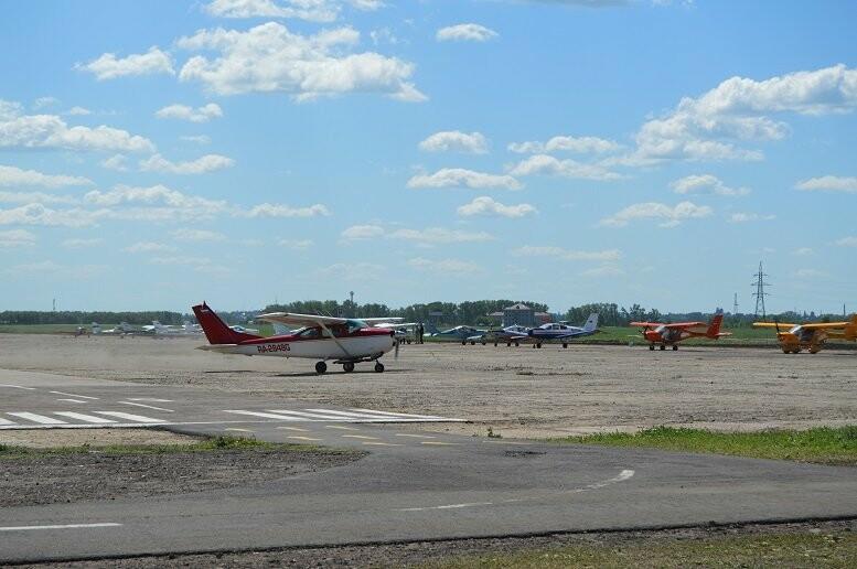 Тысячи тамбовчан посетили аэрофестиваль в Мичуринске, фото-15