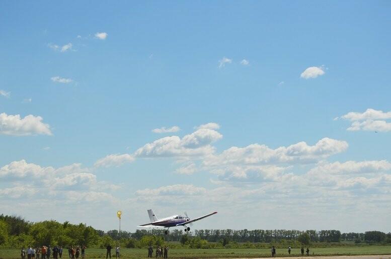 Тысячи тамбовчан посетили аэрофестиваль в Мичуринске, фото-17