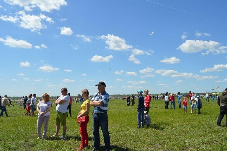 Тысячи тамбовчан посетили аэрофестиваль в Мичуринске, фото-20
