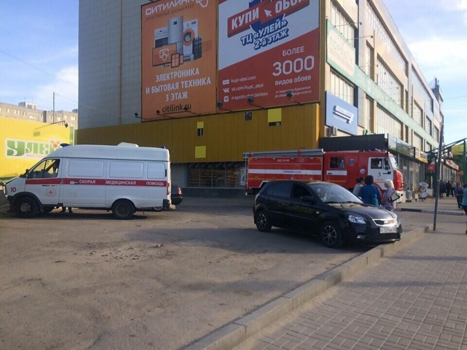 В Тамбове экстренно эвакуировали людей из ТЦ, автовокзалов и аэропорта. ВИДЕО, фото-13