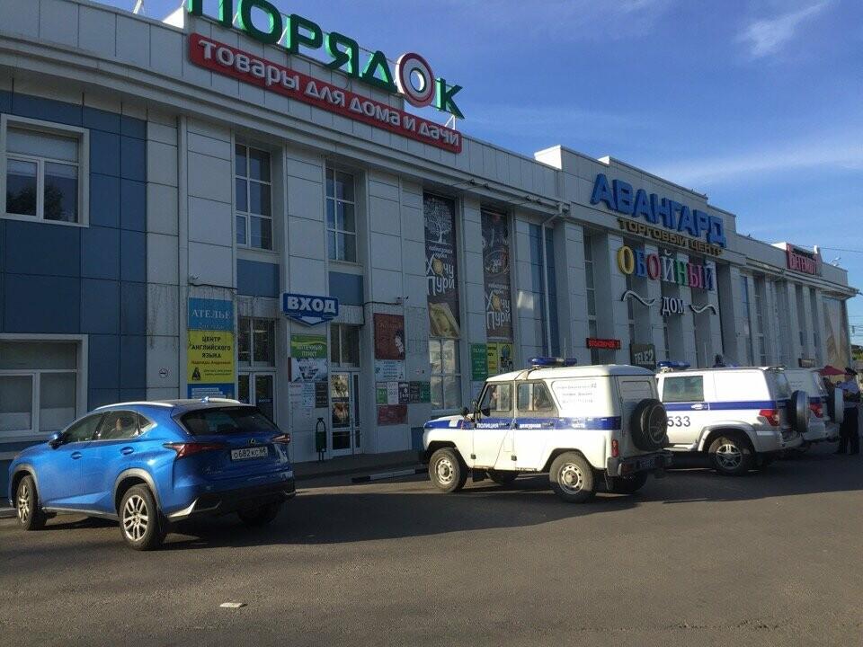В Тамбове экстренно эвакуировали людей из ТЦ, автовокзалов и аэропорта. ВИДЕО, фото-2