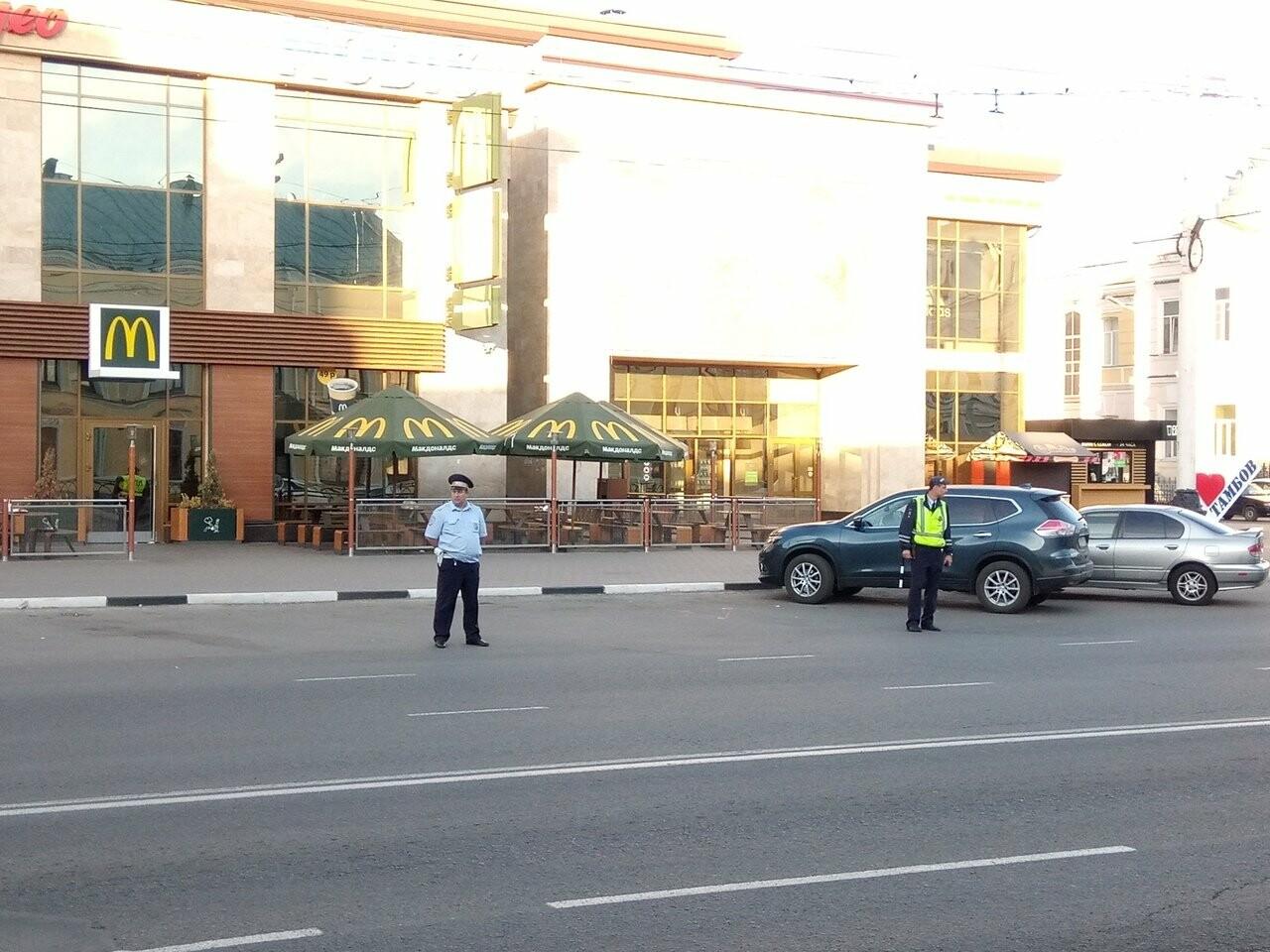В Тамбове экстренно эвакуировали людей из ТЦ, автовокзалов и аэропорта. ВИДЕО, фото-5