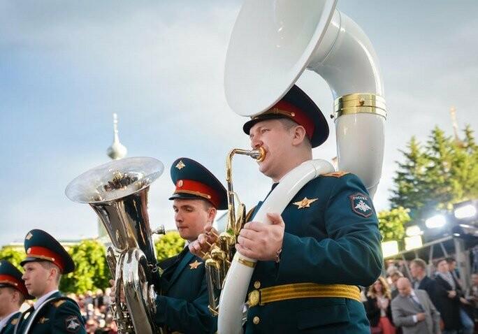 Тамбовская область примет VIII Международный фестиваль духовых оркестров, фото-1
