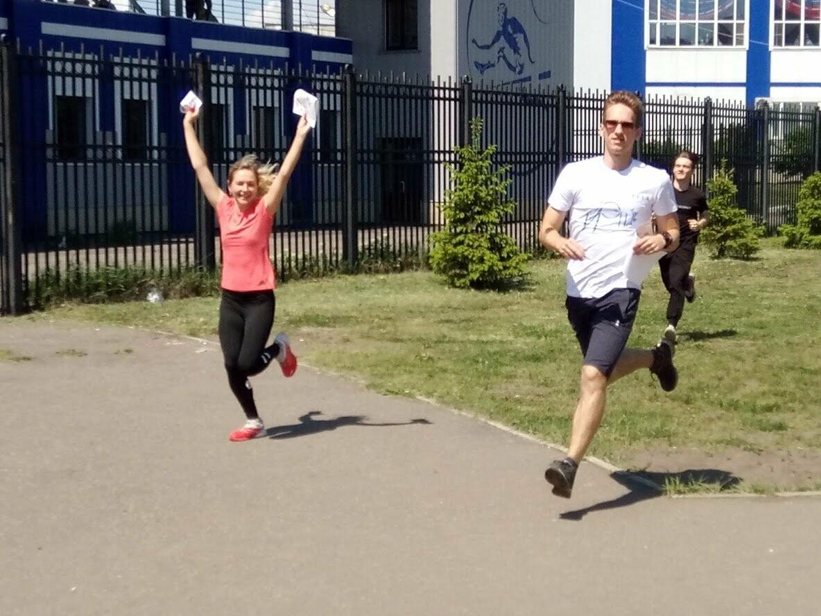 В Тамбове провели областные соревнования по спортивному ориентированию, фото-1