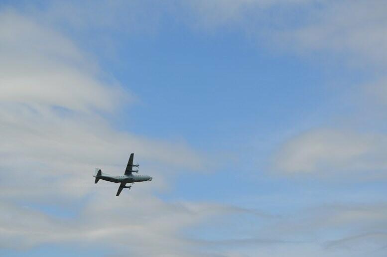 Фигуры высшего пилотажа, воздушный бой и выставка техники - фотообзор авиашоу в Тамбове, фото-10