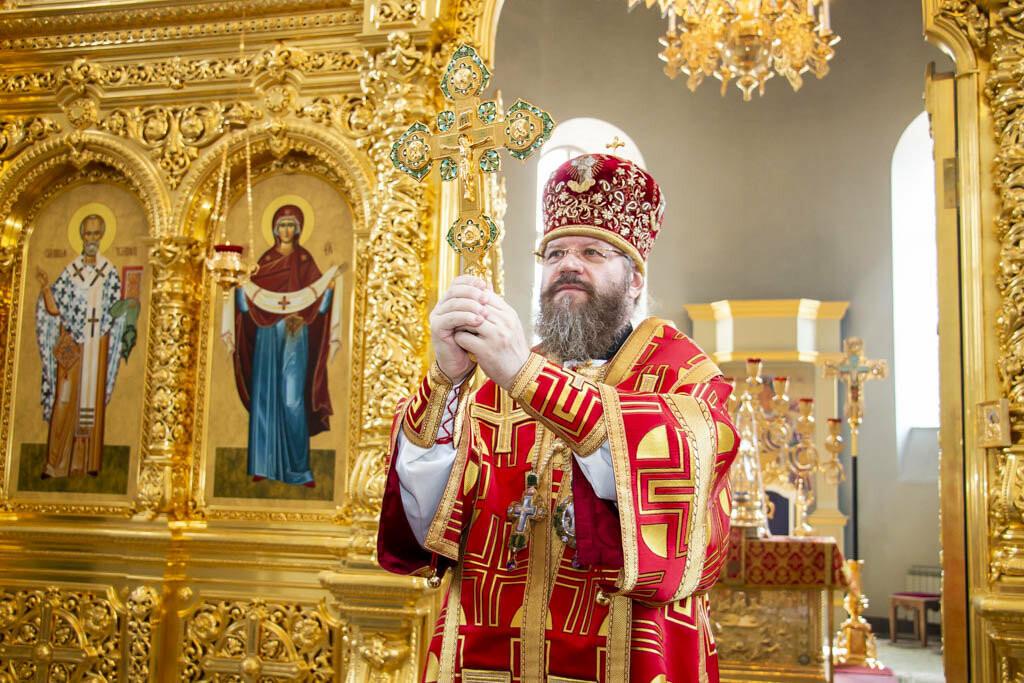 В Тамбов привезли чудотворную Вышенскую икону Божией Матери, фото-4