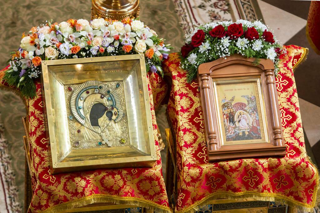 В Тамбов привезли чудотворную Вышенскую икону Божией Матери, фото-5