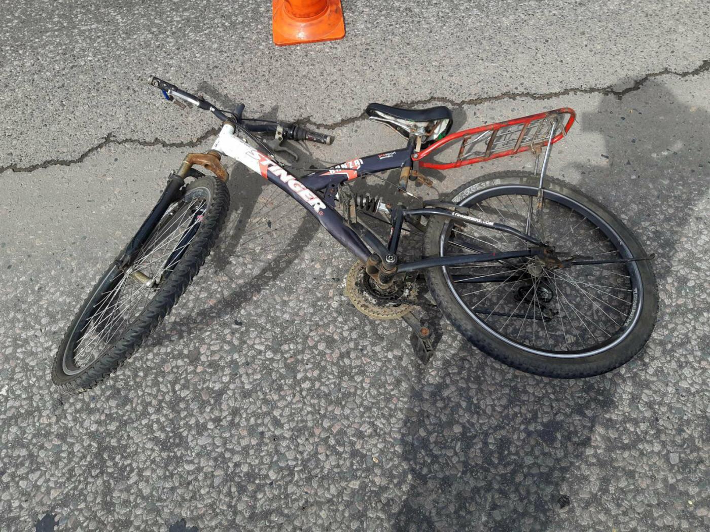 Под Тамбовом таксист насмерть сбил пожилого велосипедиста. ВИДЕО, фото-1