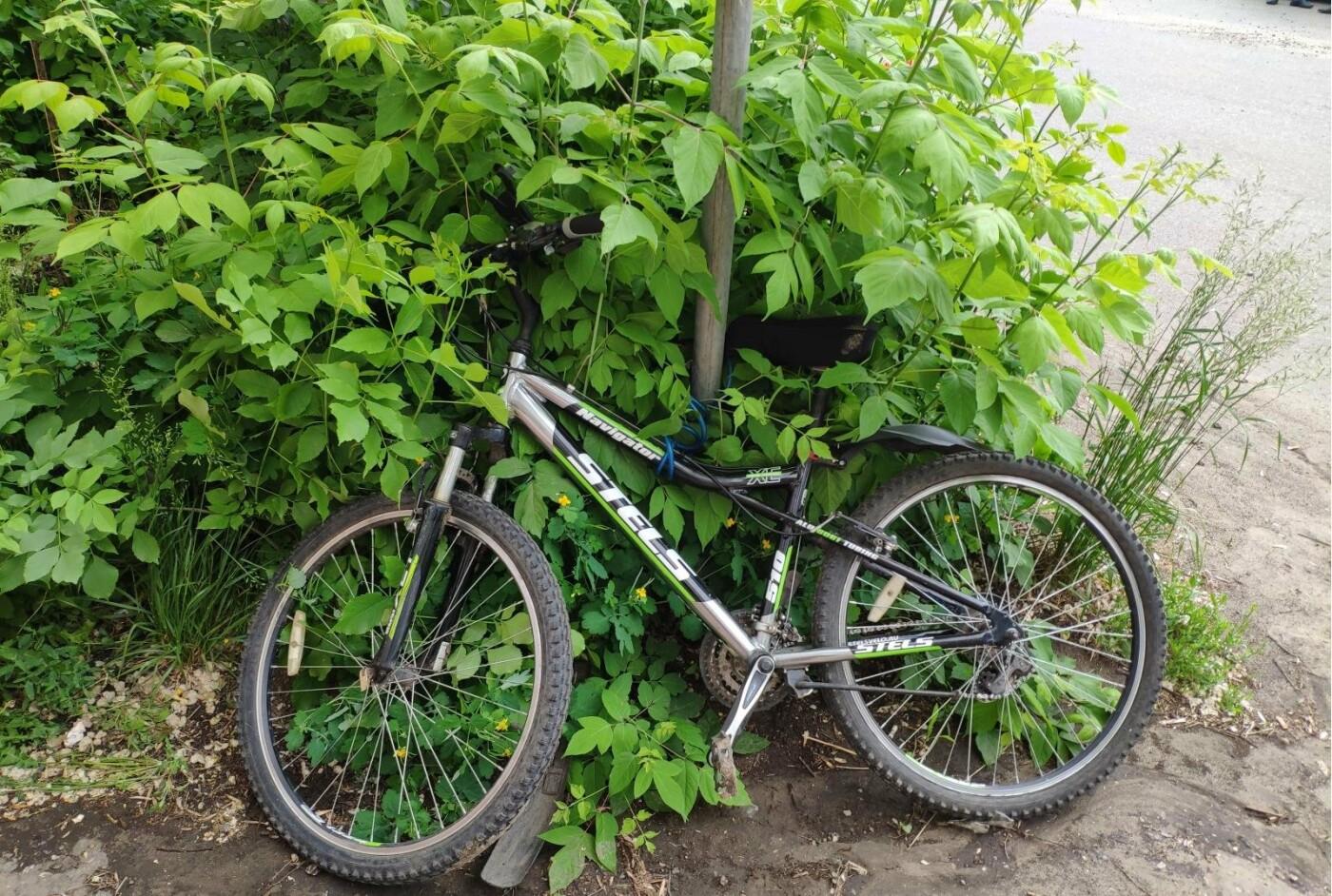 Тамбовчанин сбил школьника на велосипеде, фото-1