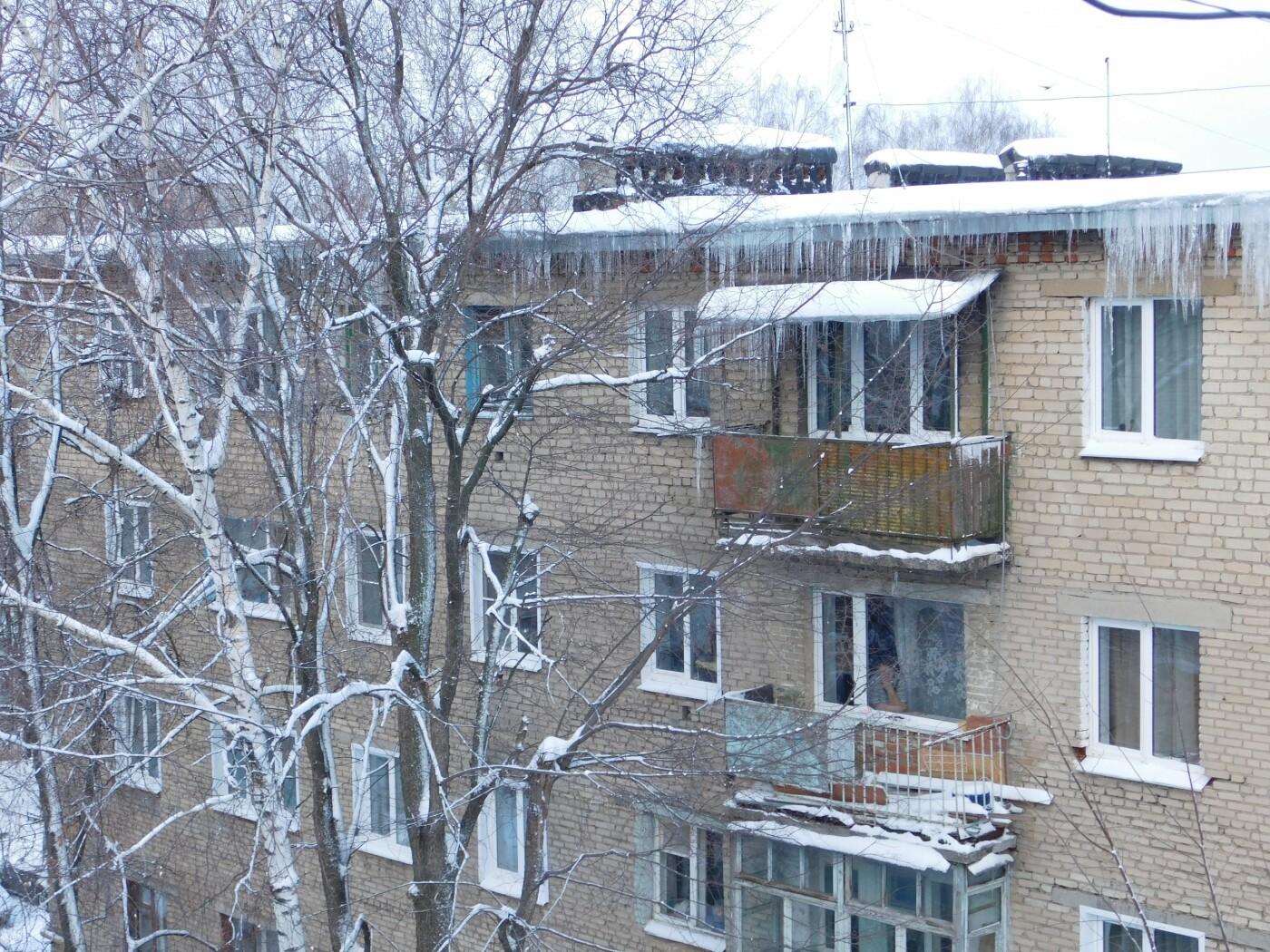В Мичуринске оштрафовали управляющую компанию после упавшей с крыши наледи на ребенка, фото-1