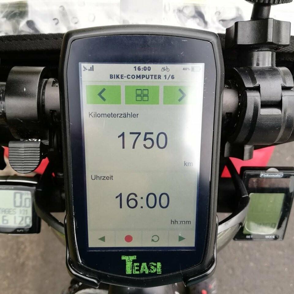 Из Германии в Россию: маршрут велопутешественника прошел через Тамбов, фото-3