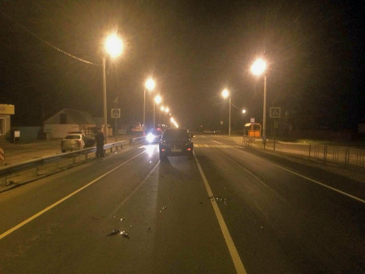Тамбовчанин на пешеходном переходе насмерть сбил пенсионерку, фото-2