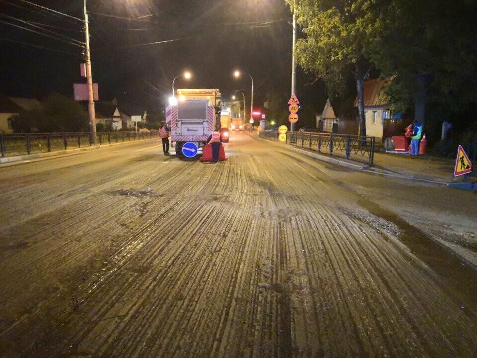 В центре Тамбова ремонтируют несколько улиц, фото-5