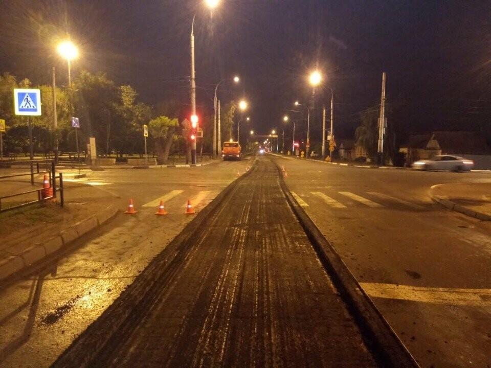 В центре Тамбова ремонтируют несколько улиц, фото-6