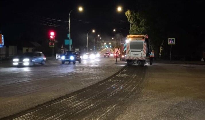 В центре Тамбова ремонтируют несколько улиц, фото-9