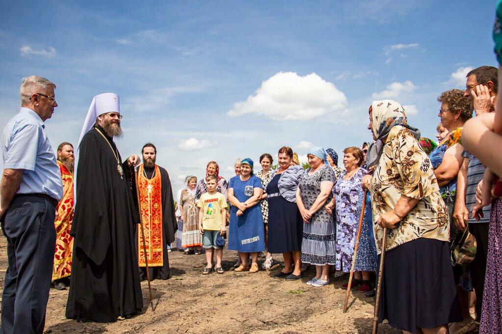 В Тамбовской области начинают строить новый храм , фото-4