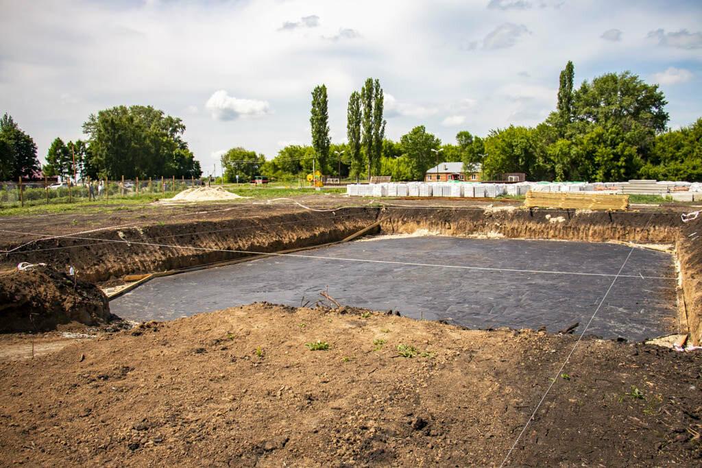 В Тамбовской области начинают строить новый храм , фото-1