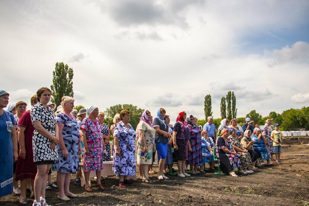 В Тамбовской области начинают строить новый храм , фото-2