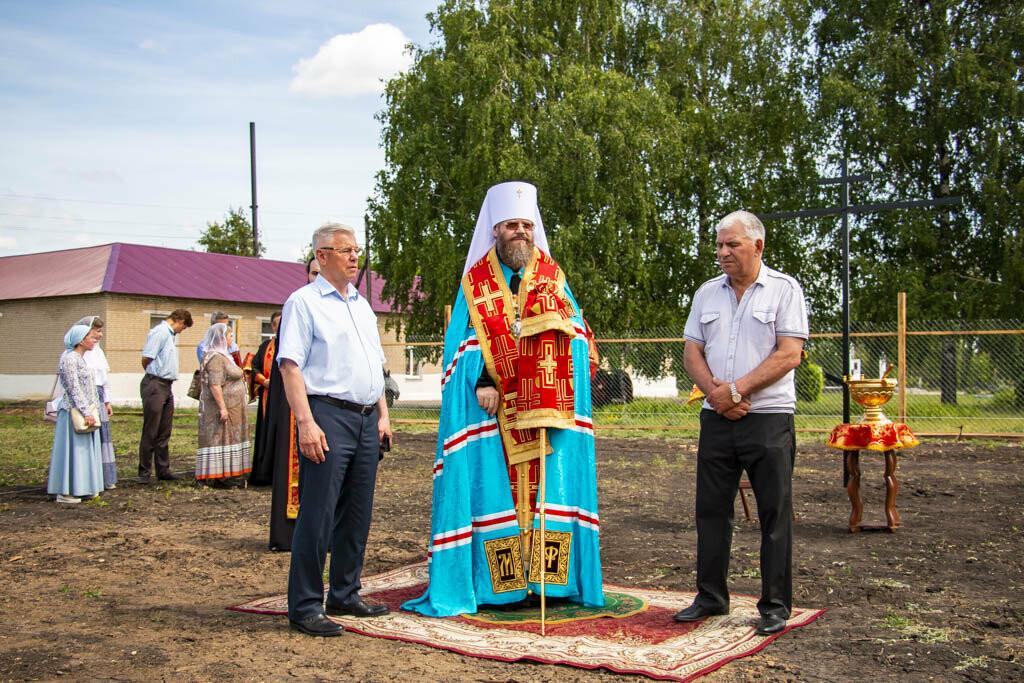 В Тамбовской области начинают строить новый храм , фото-3