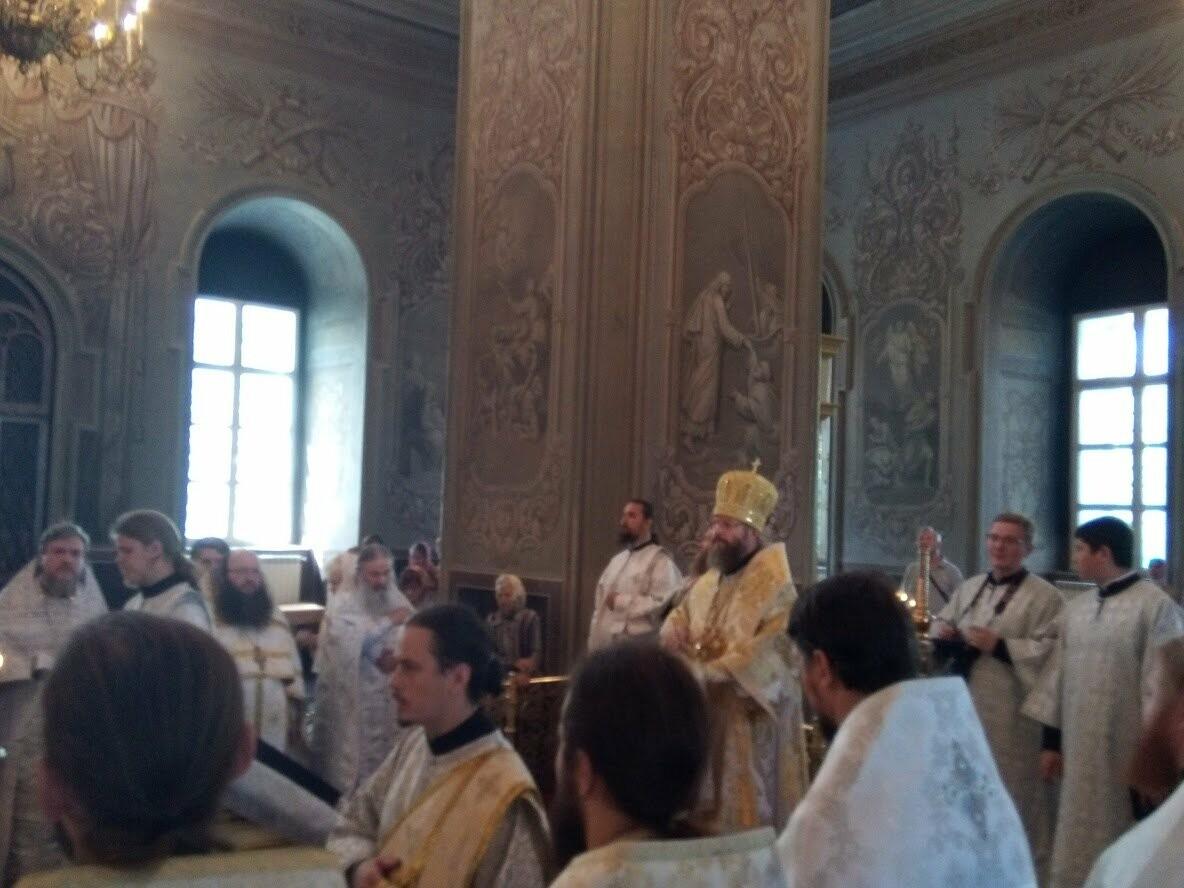 В Тамбовской духовной семинарии вручили дипломы выпускникам, фото-3