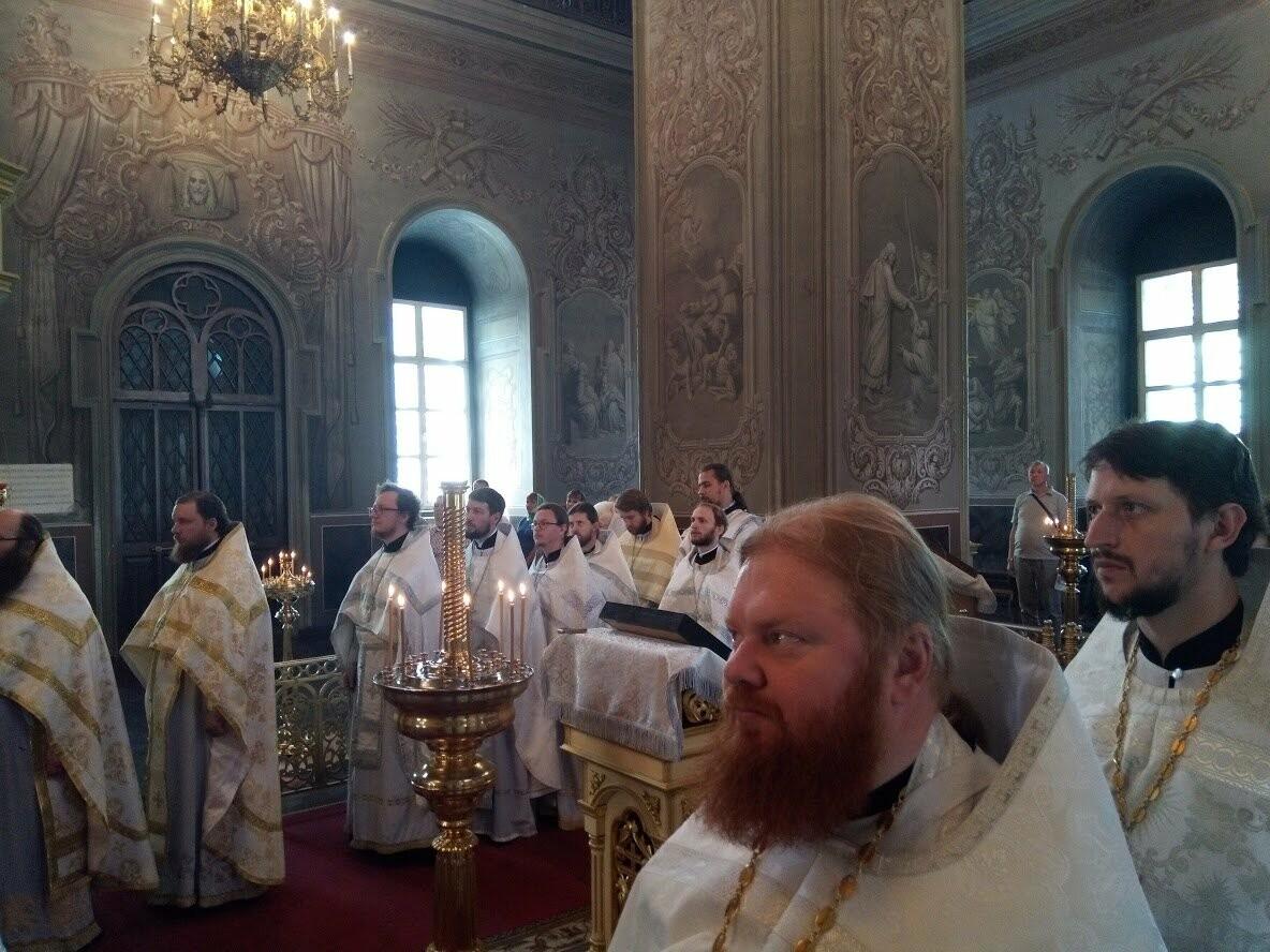 В Тамбовской духовной семинарии вручили дипломы выпускникам, фото-5