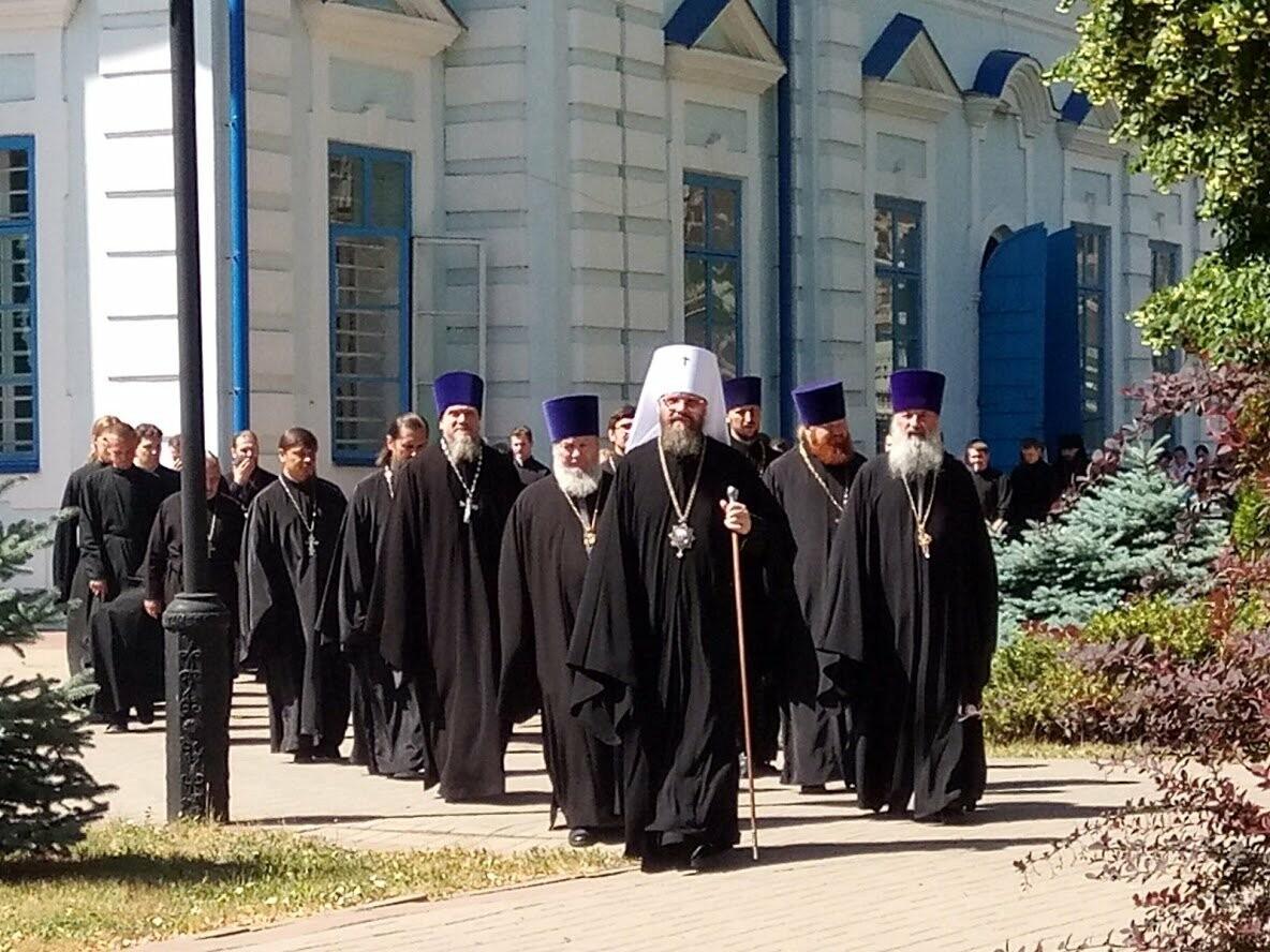 В Тамбовской духовной семинарии вручили дипломы выпускникам, фото-6