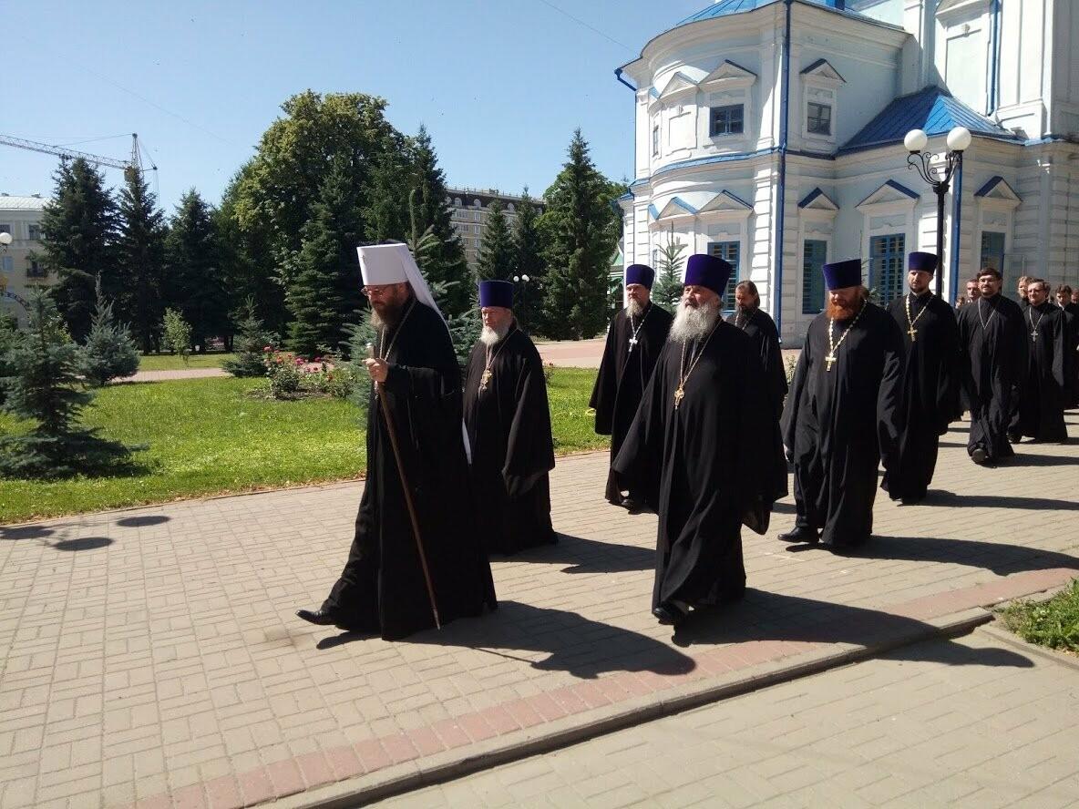 В Тамбовской духовной семинарии вручили дипломы выпускникам, фото-7