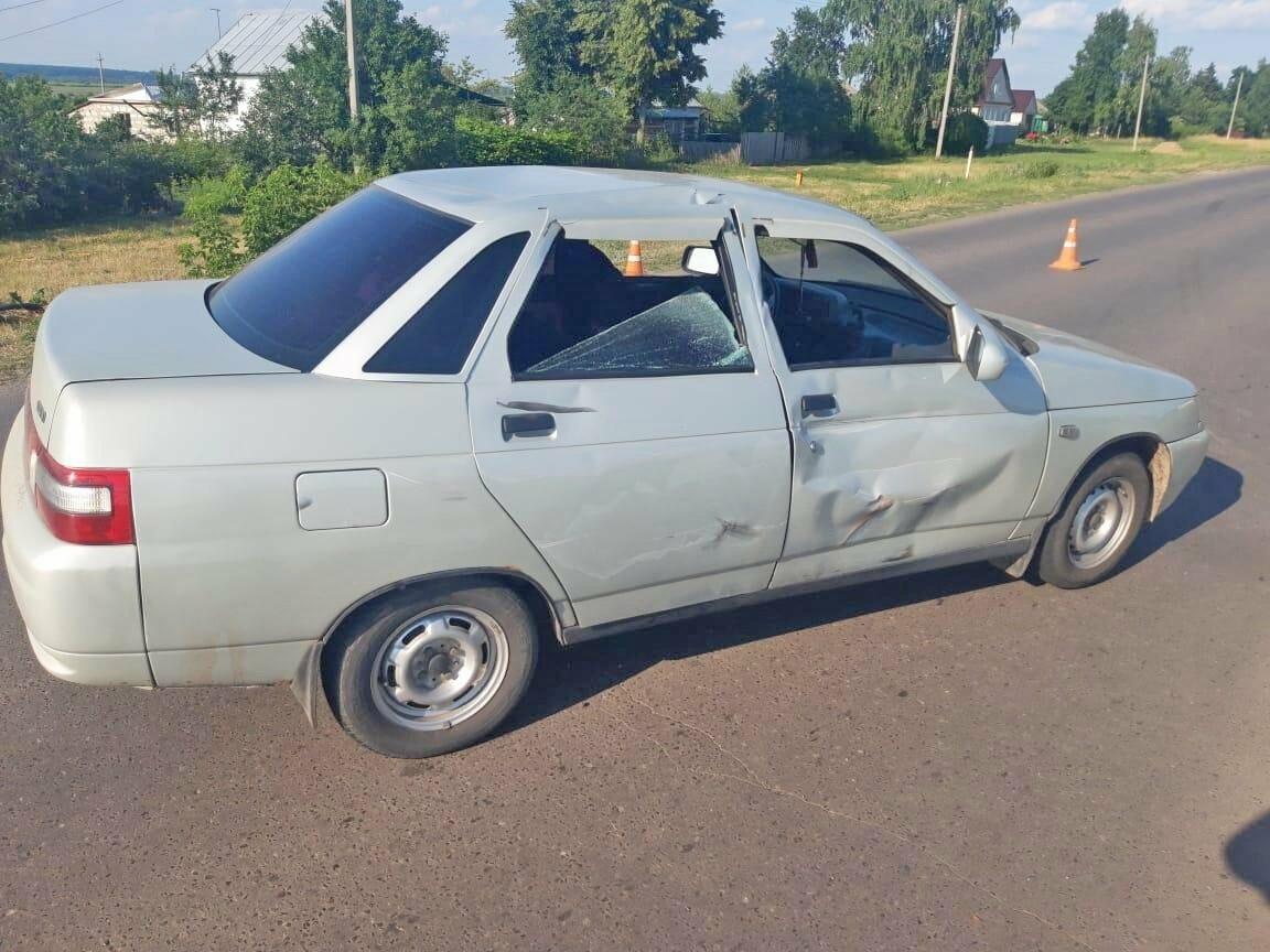 В Тамбовской области неопытный водитель насмерть сбил велосипедиста, фото-2