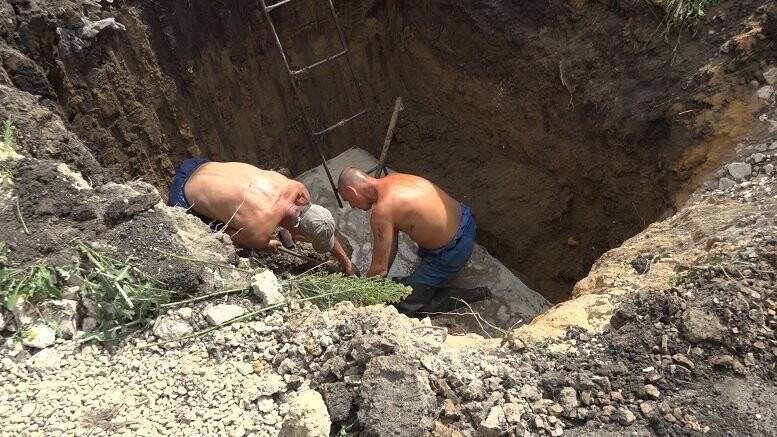 Тамбовчанам пообещали решить проблему с водоснабжением в Радужном, фото-3