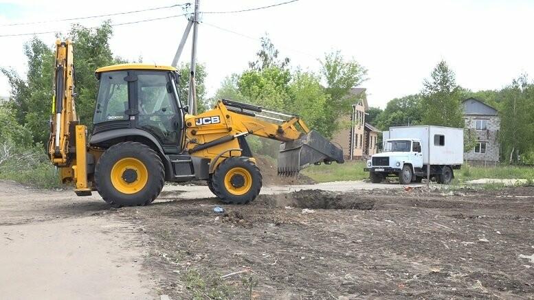 Тамбовчанам пообещали решить проблему с водоснабжением в Радужном, фото-2