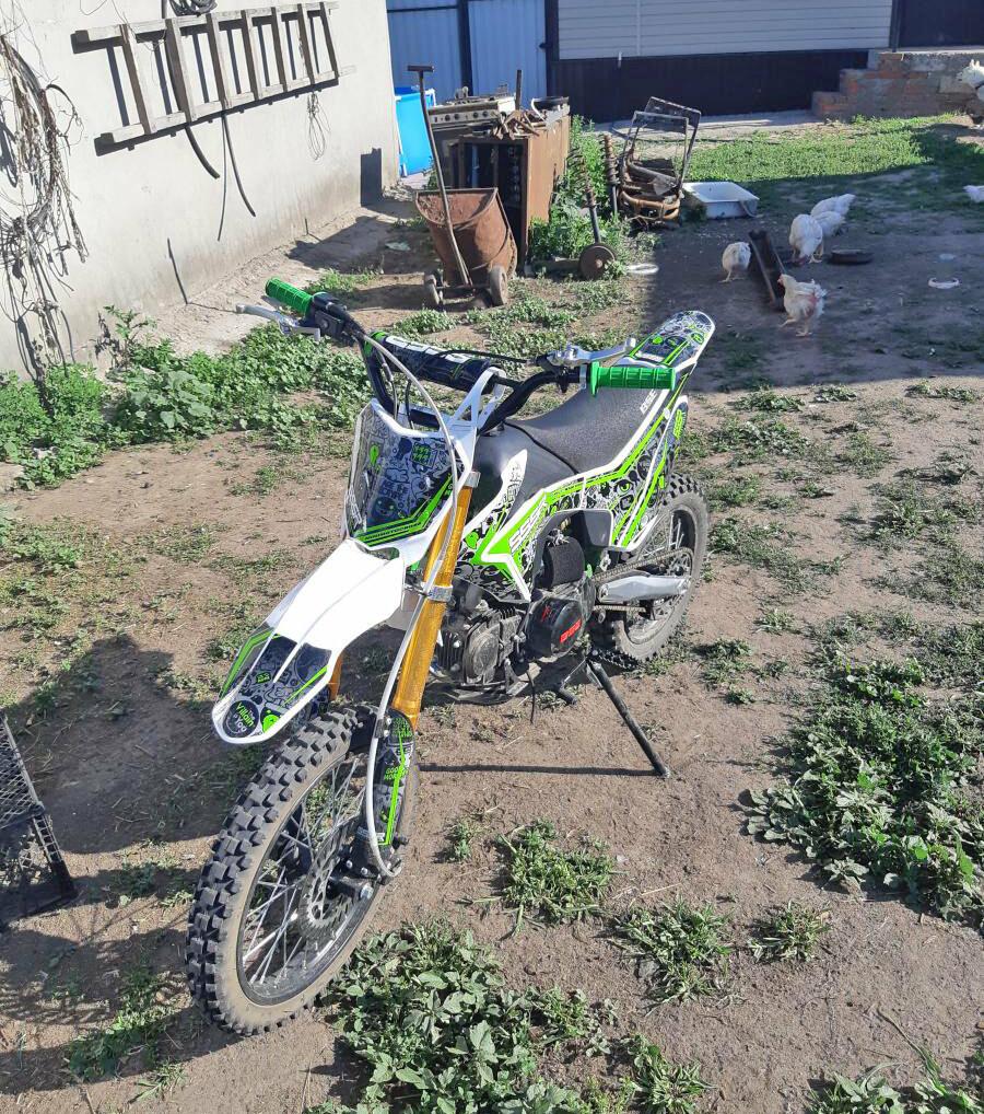Под Тамбовом 12-летний мотоциклист сбил велосипедистку: оба госпитализированы, фото-1