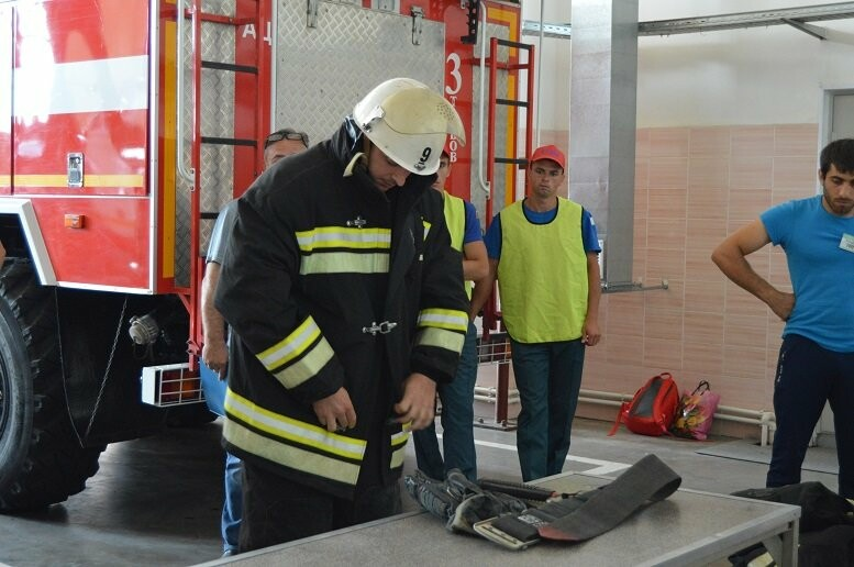 Пожарный из Тамбова отправится на всероссийский конкурс «Лучший по профессии», фото-6