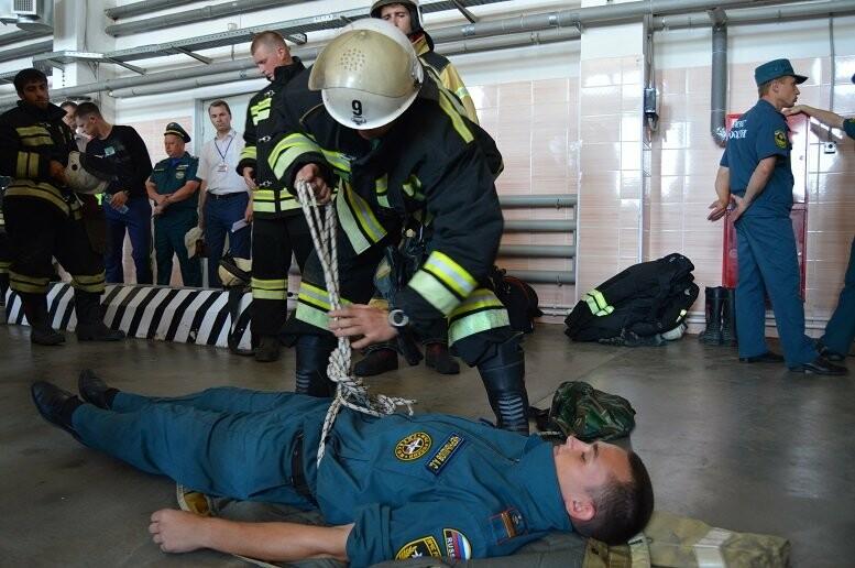 Пожарный из Тамбова отправится на всероссийский конкурс «Лучший по профессии», фото-1