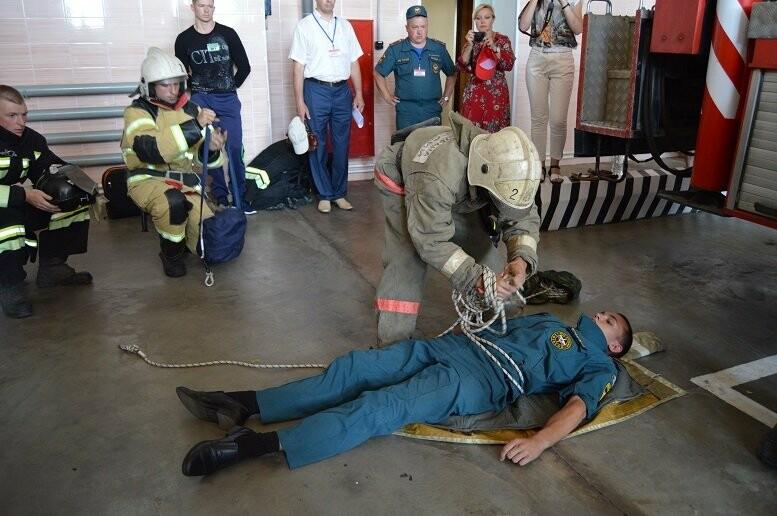 Пожарный из Тамбова отправится на всероссийский конкурс «Лучший по профессии», фото-2