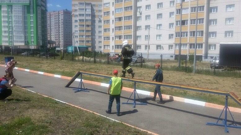 Пожарный из Тамбова отправится на всероссийский конкурс «Лучший по профессии», фото-3