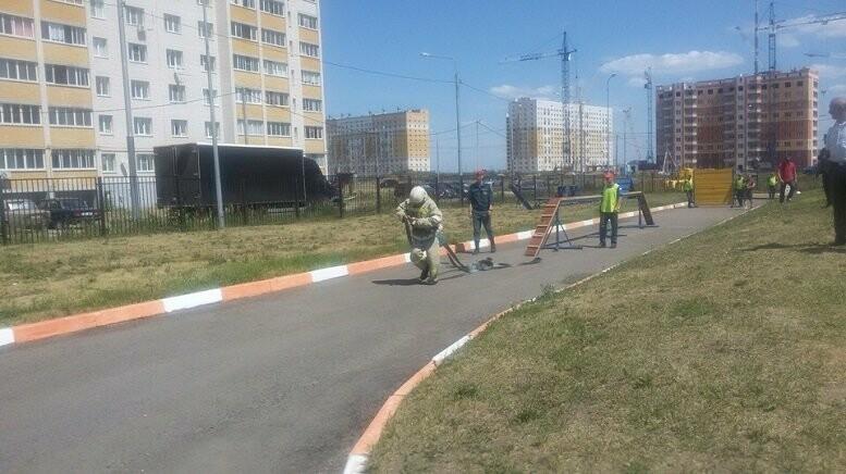 Пожарный из Тамбова отправится на всероссийский конкурс «Лучший по профессии», фото-4